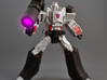Megatron Fusion Cannon 2 3d printed Polished WSF + paint + clearcoat