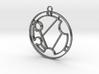 Savannah - Necklace 3d printed