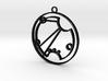 Rosie - Necklace 3d printed
