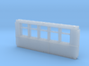 Baldie Square Window Side Combination  3d printed