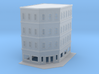 City Building Corner 3 3d printed Corner City Store Z scale