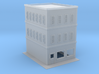 City Corner Building right side 1  3d printed City Building 3 Z scale