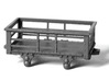 5x FR type 2t Slate Wagons (009) 3d printed