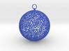 Christmas ornament 3d printed