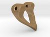 Heart Charm 3d printed