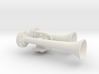 "1.5"" scale nathan air horn 3d printed"
