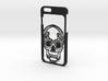 iPhone 6 - Skull case 3d printed