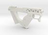 Bullpup Pistol 3d printed