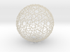 Spherical Mystery 3d printed