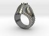 Predator Ring - Size 12 (21.49 mm) 3d printed