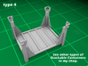 Stackable Container Type4 (1x) 3d printed