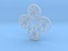 1:48 Hawaiian Sugar Cane Car 18 Inch Wheels 3d printed