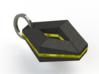 Renault keychain 2 3d printed