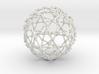 Bamboo Sphere 3d printed