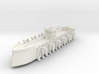 1/1000 Galleon Airship 3d printed