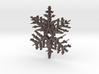 Snow Flake v 4 3d printed