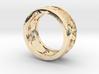 Crest Ring V11 3d printed