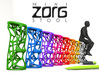Mini ZORG Stool 3d printed ZORG Stool in any plastic color