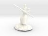D&D Githzerai or Githyanki Monk Mini 3d printed