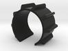 Emitter Fins component 32mm long - MHS Compatible 3d printed