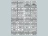 Nameplates 3d printed