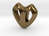 Cuore Hollow 3d printed