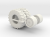 1:64 scale 18.4-26 Gleaner Wheel And Tire Assembly 3d printed
