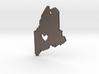 I love Maine Pendant 3d printed