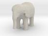 Elephant-shapeways-test-14 3d printed