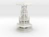 Glühweinpyramide - Ver.1 - 1:220 / 1:87 3d printed