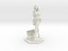 Female Thief 7in Statuette  3d printed