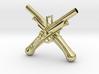 Pendanttop of Flintlock 3d printed