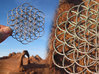 Flower Of Life Weave - 8cm  3d printed