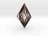 Diamond Pendant mk2 3d printed