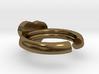 Hearts Ring 20x20mm inner diameter 3d printed