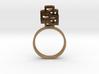 Quadro Ring - US 5 3d printed