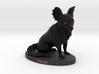 Custom Dog Figurine - Taini 3d printed