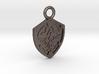 Zelda Hylian Shield Pendant 3d printed