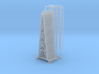 Tower Legs And Safety Ladders Z Sale 3d printed Tower legs and safety cage ladders z scale
