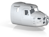 1/35 Mi-6 fwd fuselage 3d printed