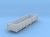 N-Scale D&SL 20050-Series Flat/Gondola Kit 3d printed