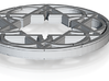 Circlestar Pendant 3d printed
