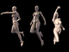 FB01-Body-01  7inch 3d printed Figure comes unpainted