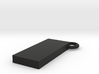 Monolith key chain 3d printed