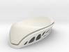 smart base -hollow_02s_km_volonoi- 3d printed