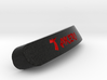 Takeri Nameplate for SteelSeries Rival 3d printed