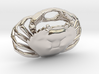 Crab Pendant (Carcinus maenas) 3d printed