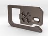 Belt Loop Key Hook Bottle Opener 3d printed