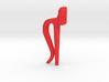 Cup Marker - Hash Symbol 3d printed