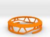 Moto360 Case - Plastic 3d printed